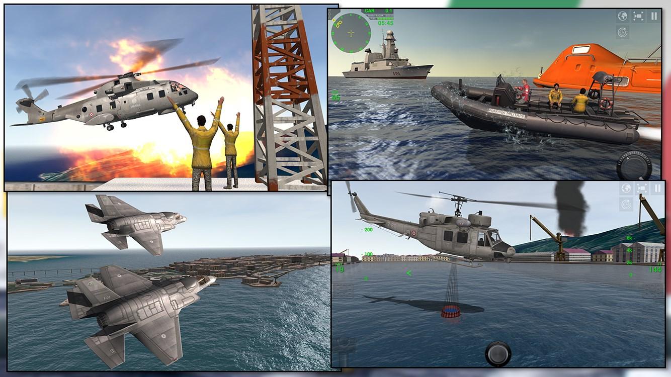 Marina Militare It Navy Sim - Imagem 2 do software