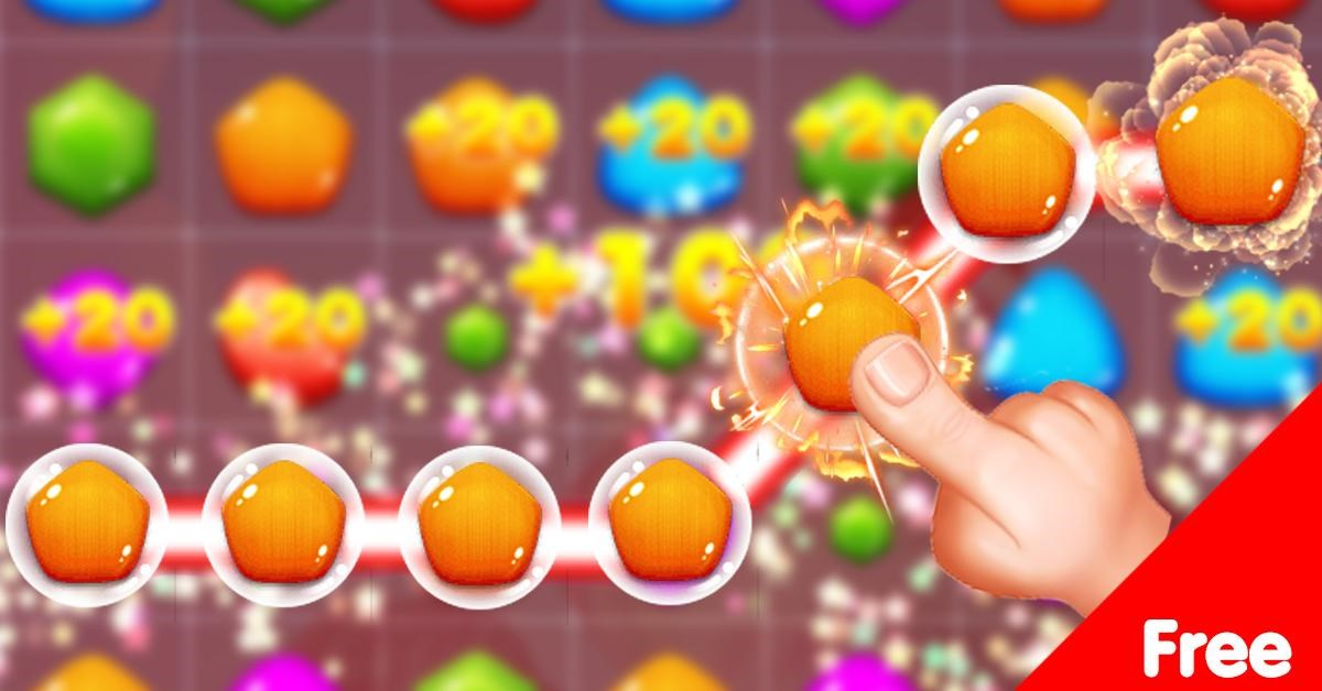 Jelly Connect World-Candy Line - Imagem 1 do software