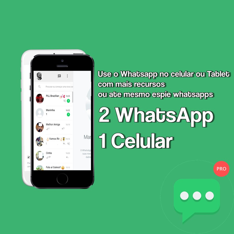 Messenger for CloneZap - Imagem 1 do software