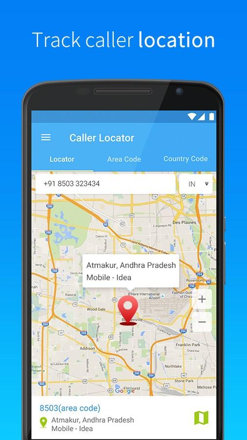 Quem Chama - rastrear celular - Imagem 1 do software