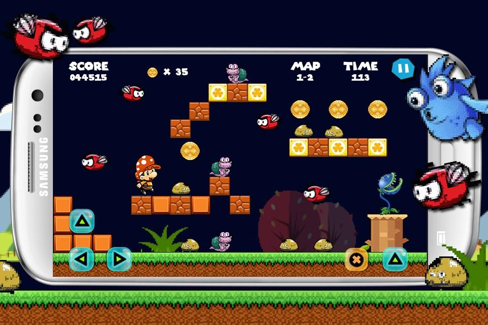 Super Jungle World of Mario - Imagem 1 do software