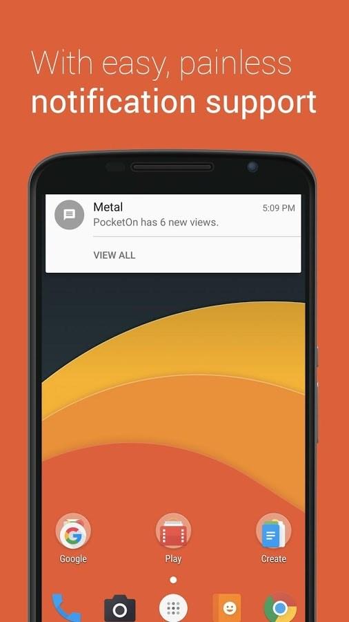 Metal - Imagem 2 do software