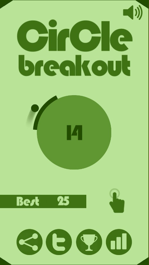 Circle Breakout - Imagem 1 do software