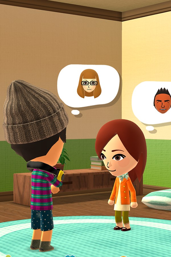 Miitomo - Imagem 2 do software