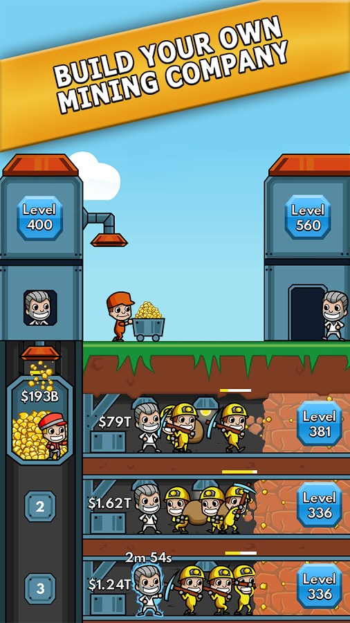 Idle Miner Tycoon - Imagem 1 do software