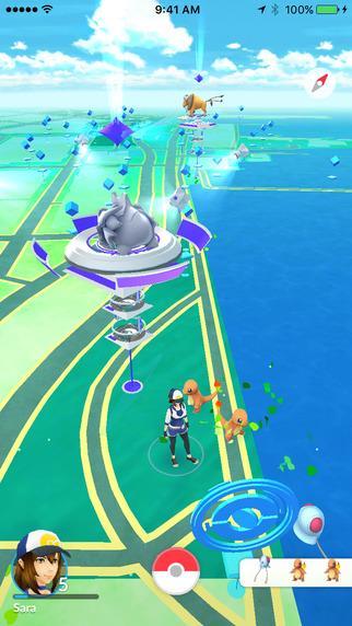 Pokémon GO - Imagem 1 do software