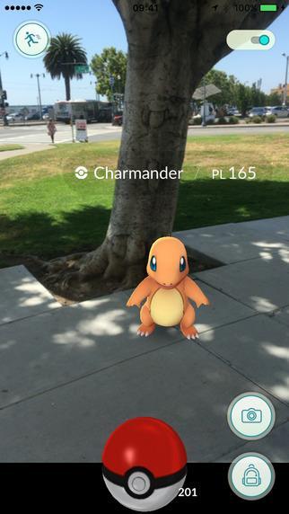 Pokémon GO - Imagem 2 do software
