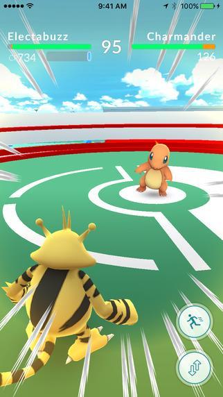Pokémon GO - Imagem 4 do software