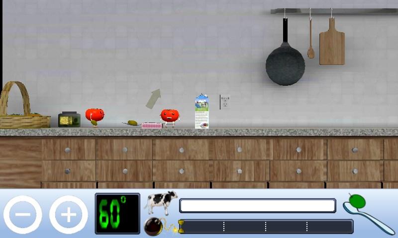 Tomates vs Ovos - Imagem 1 do software