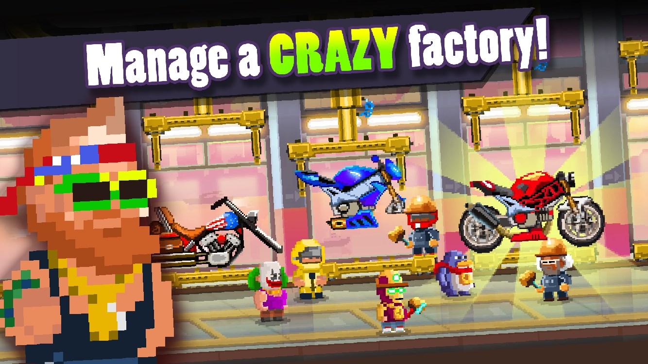 Motor World: Bike Factory - Imagem 1 do software