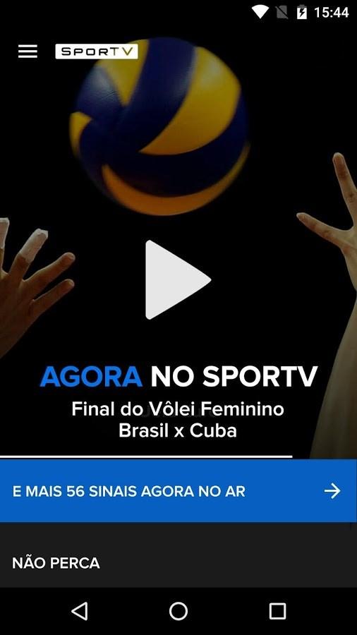 SporTV Rio 2016 - Imagem 1 do software