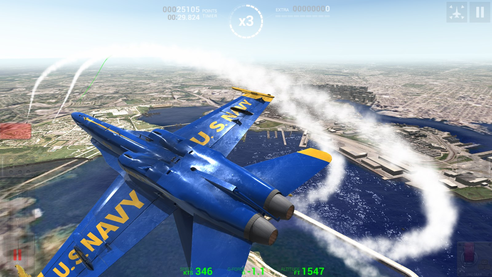 Blue Angels - Aerobatic SIM - Imagem 1 do software