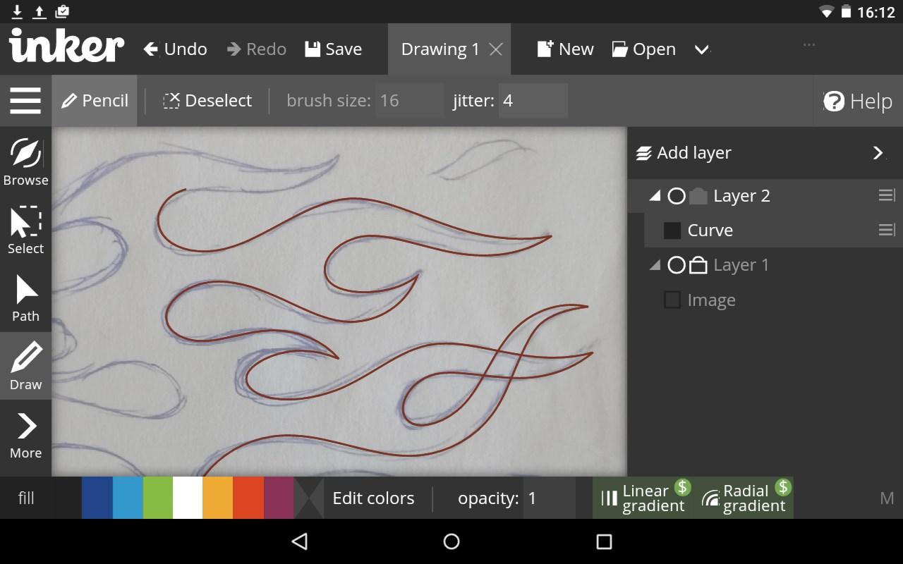 Inker - Imagem 1 do software