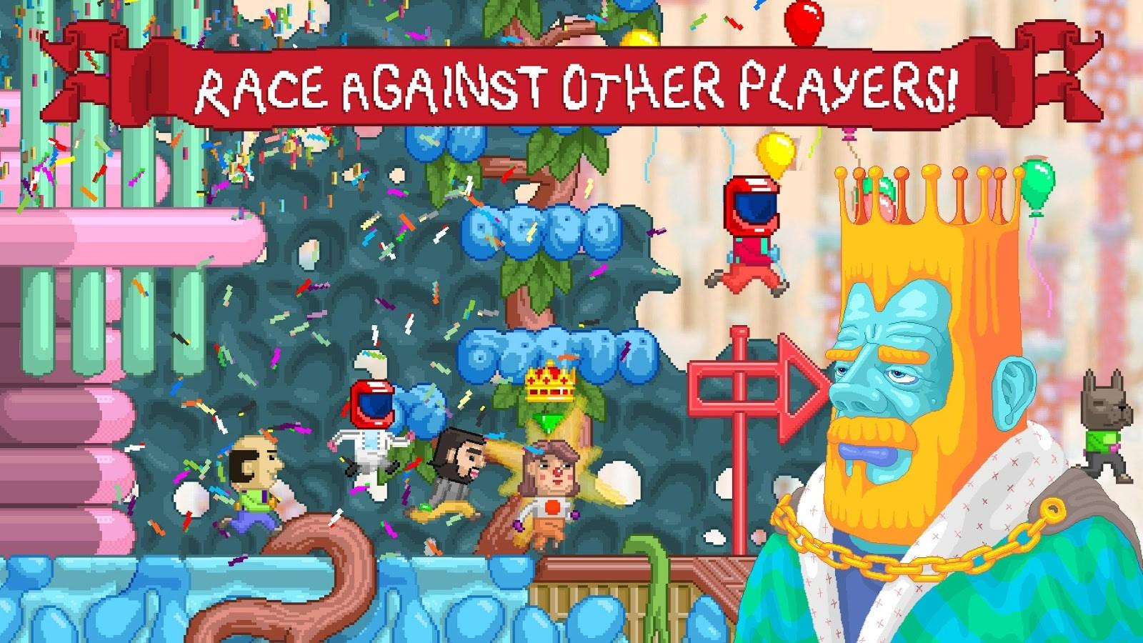 ReRunners - Race for the World - Imagem 1 do software