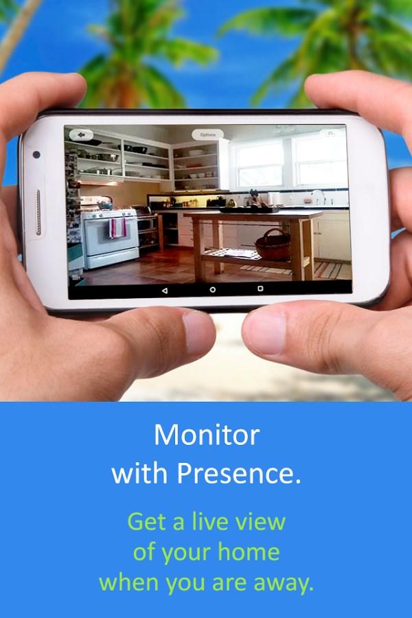 Presence - Imagem 1 do software