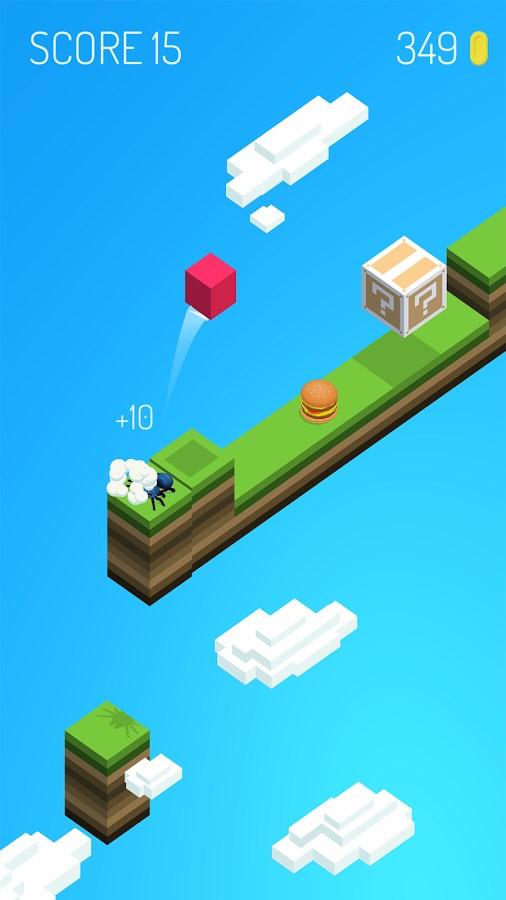 Burger Jump Journey - Imagem 1 do software