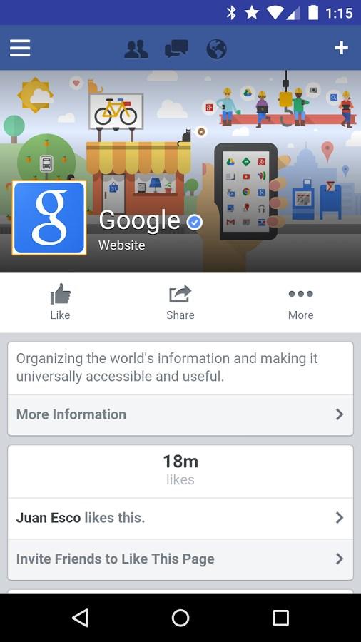 Tinfoil for Facebook - Imagem 1 do software