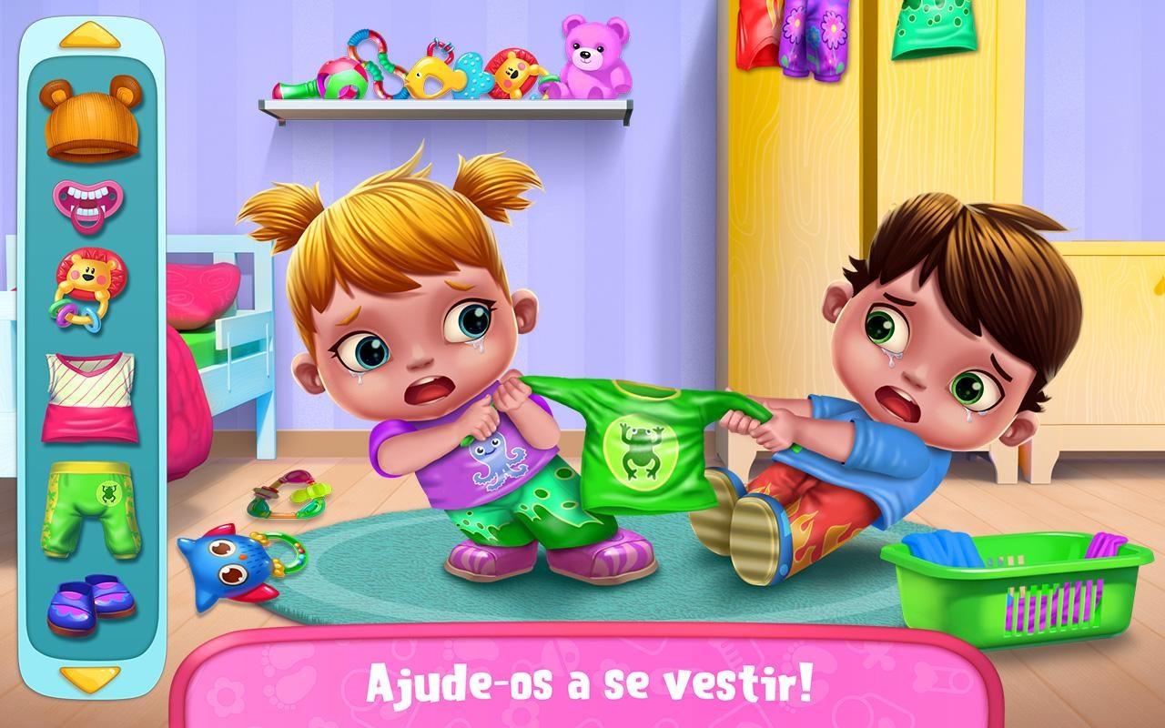 Bebês Gêmeos Terríveis - Imagem 1 do software