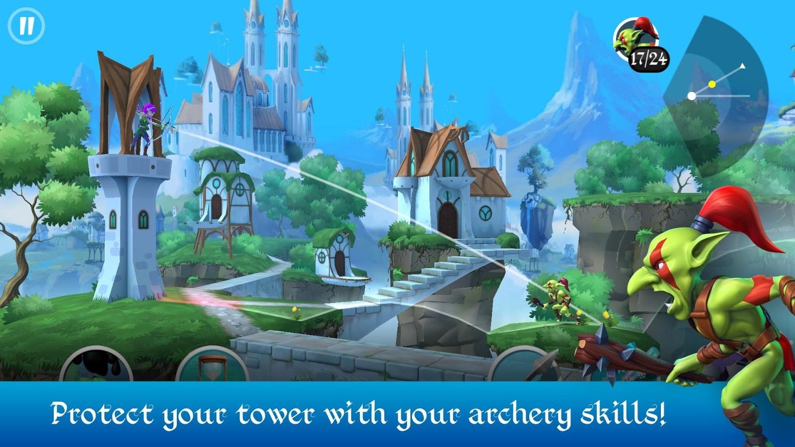 Tiny Archers - Imagem 1 do software