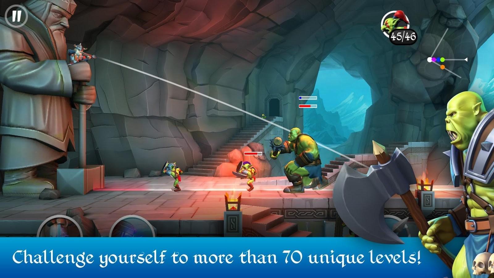 Tiny Archers - Imagem 2 do software
