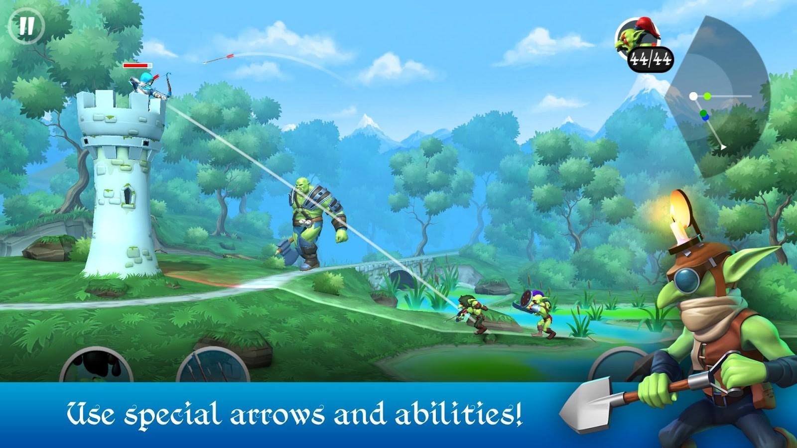 Tiny Archers - Imagem 3 do software