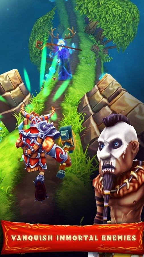 Asgard Run - Imagem 2 do software
