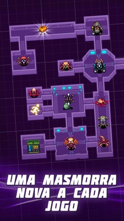 Dead Shell: Roguelike RPG - Imagem 1 do software