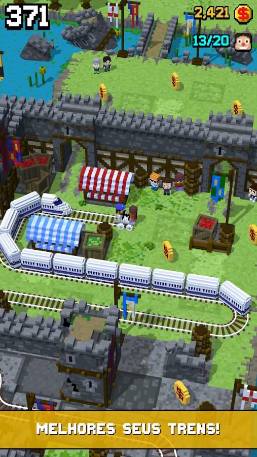 Tracky Train - Imagem 2 do software