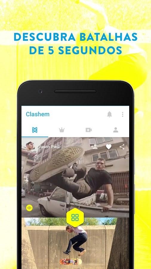 Clashem - Imagem 1 do software