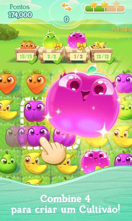 Farm Heroes Super Saga - Imagem 1 do software