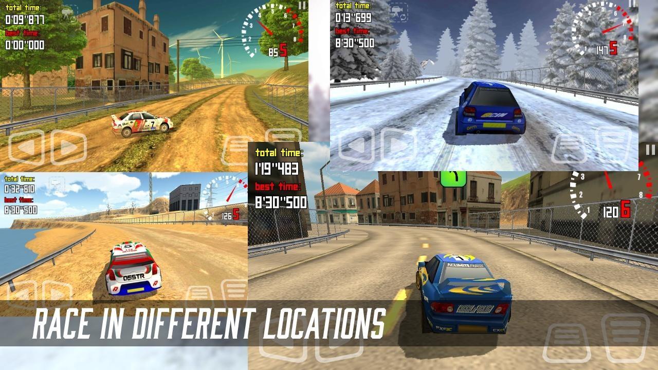 No Limits Rally - Imagem 1 do software