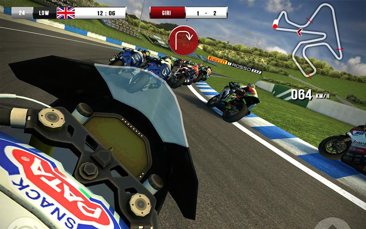 SBK16 Official Mobile Game - Imagem 1 do software