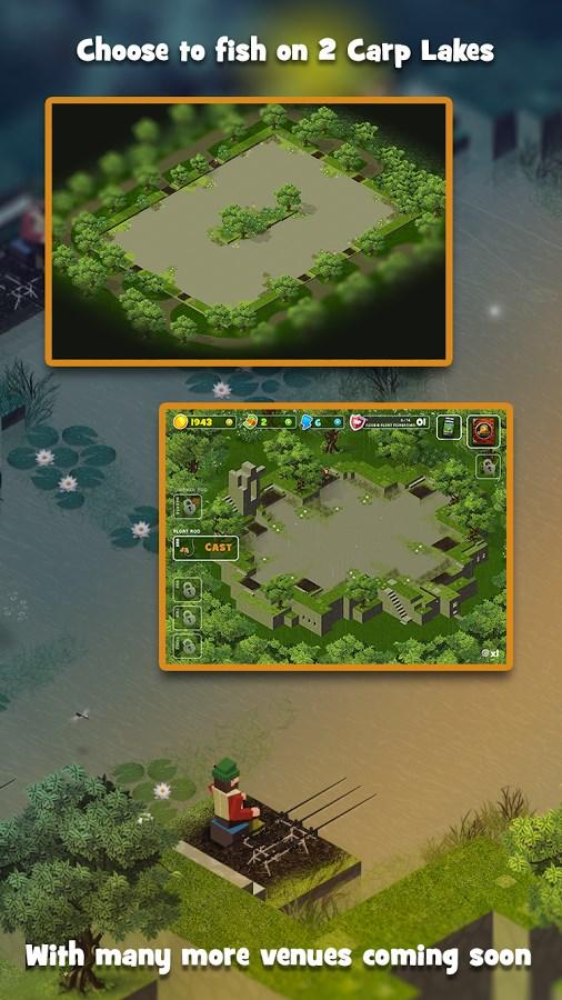 Carpcraft: Carp Fishing - Imagem 2 do software