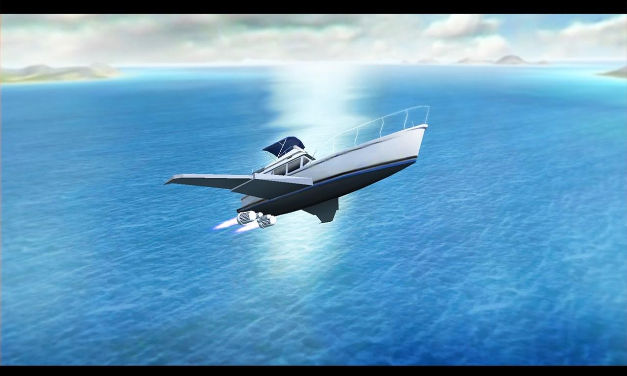 Game of Flying: Navio de Cruzeiros 3D - Imagem 1 do software