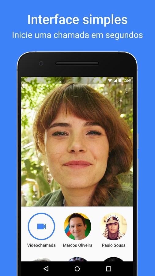 Google Duo - Imagem 1 do software