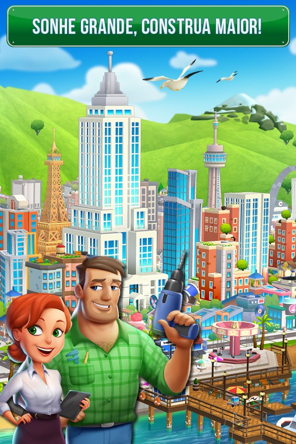 Dream City: Metropolis - Imagem 1 do software