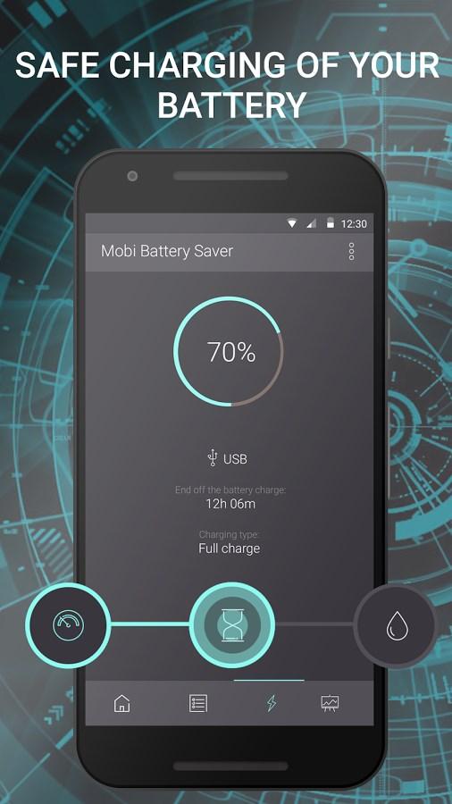 Mobi Battery Saver - Imagem 2 do software
