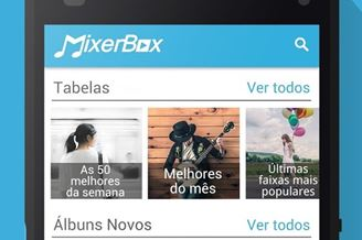 Free Music Player: MixerBox 3 Download para Android em