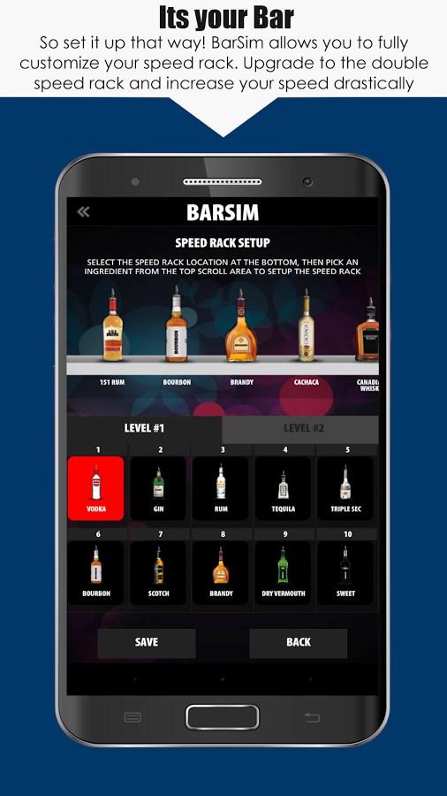 BarSim Bartender Game - Imagem 2 do software