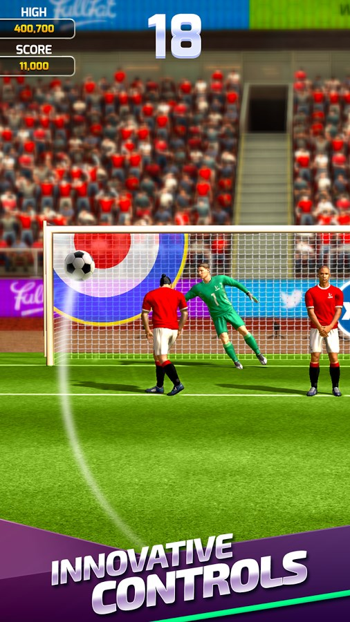 Flick Soccer 17 - Imagem 1 do software