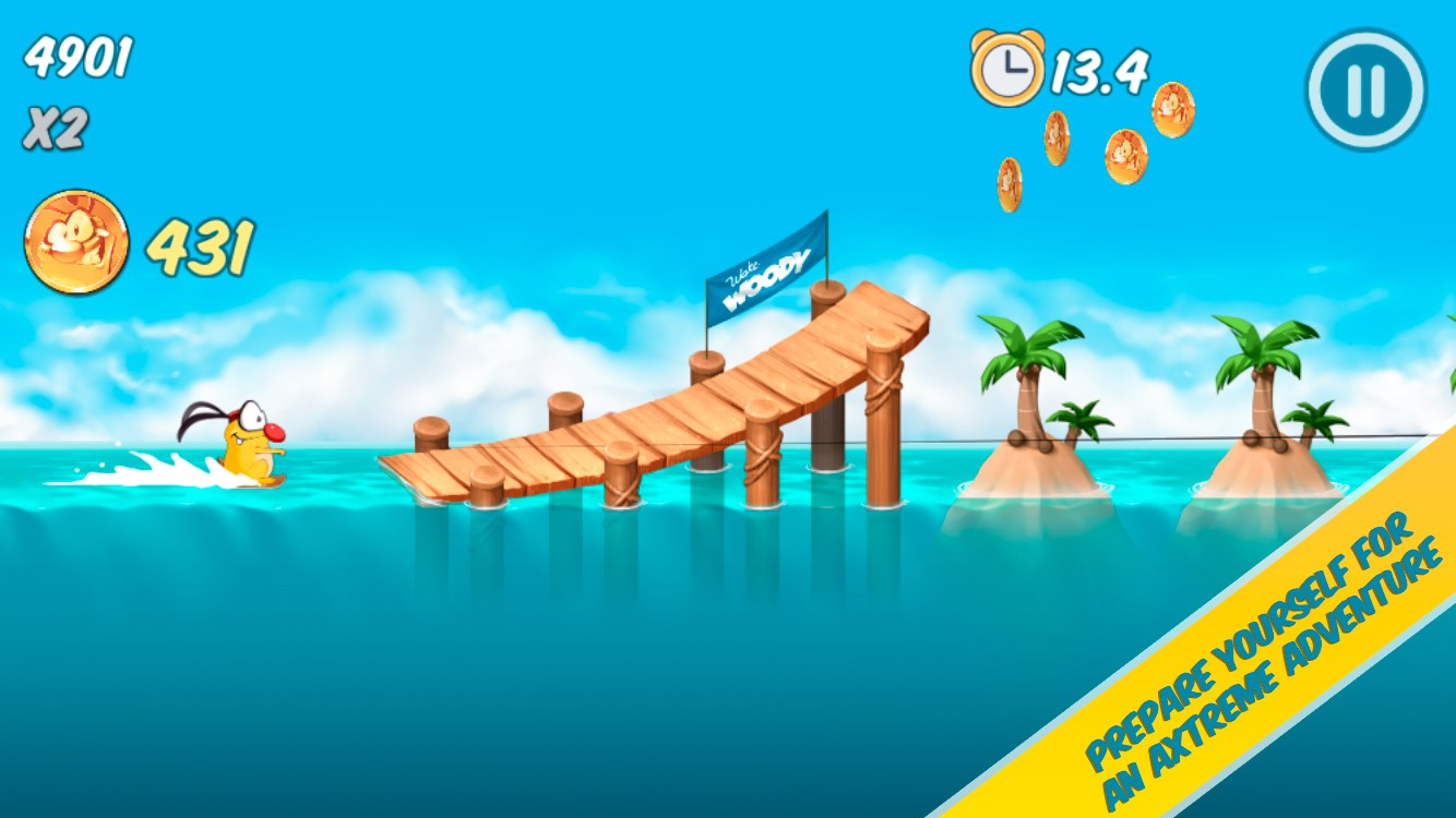 Woody: Endless Summer - Imagem 2 do software