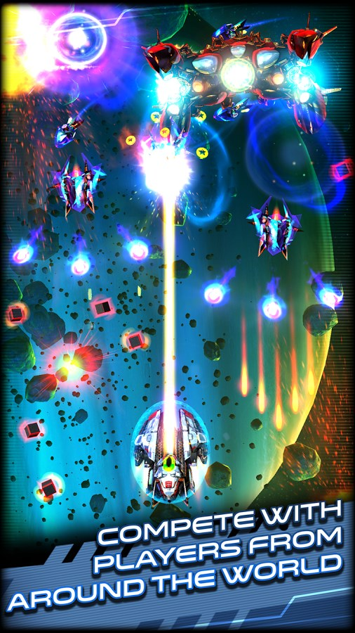 Space Warrior: The Origin - Imagem 2 do software