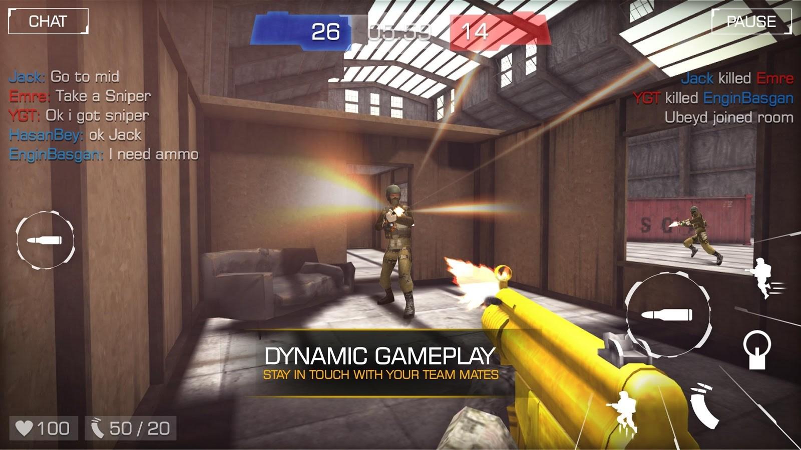 Bullet Party CS 2 – GO STRIKE - Imagem 1 do software