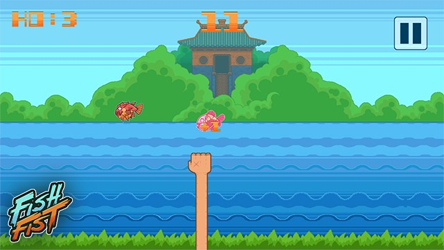 Fish Fist - Imagem 1 do software