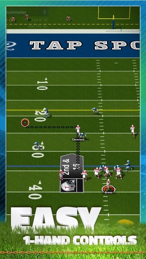 Tap Sports Football 2016 - Imagem 1 do software