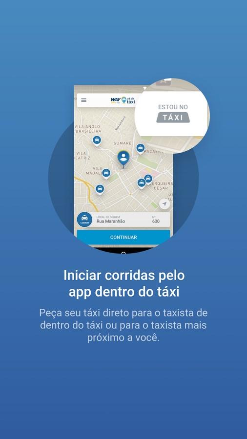 Vá de Táxi - Imagem 2 do software