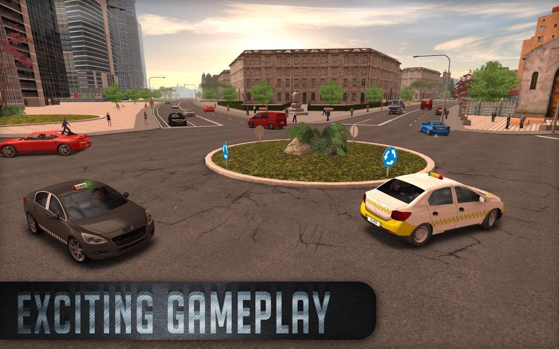 Taxi Sim 2016 - Imagem 1 do software
