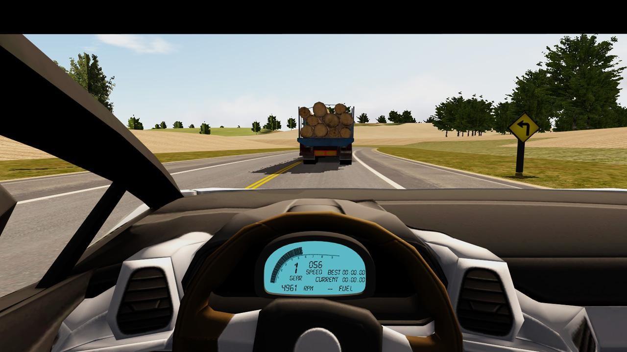 Just Drive Simulator - Imagem 1 do software
