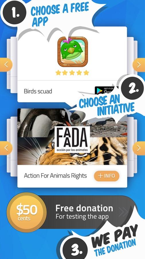 Solidarity App - Imagem 1 do software