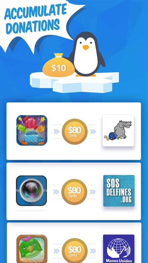 Solidarity App - Imagem 2 do software